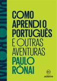 Livro - Como aprendi o português e outras aventuras