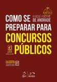 Livro - Como se Preparar para Concursos Públicos