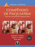 Livro - Compêndio de Psiquiatria