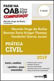 Livro - Completaço® OAB 2ª fase : Prática civil - 3ª edição de 2019