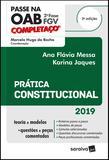 Livro - Completaço® OAB 2ª fase : Prática constitucional - 3ª edição de 2019