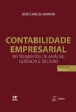 Livro - Contabilidade Empresarial - Instrumentos de Análise, Gerência e Decisão