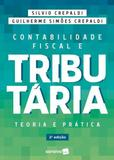 Livro - Contabilidade fiscal e tributária