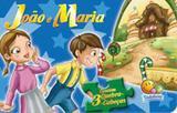 Livro - Contos clássicos em quebra-cabeças: João e Maria