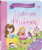 Livro - Contos de 5 minutos: Histórias de princesas