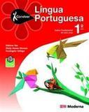 Livro - Conviver Portugues 1 Ano - Mon - moderna didatico naciona
