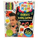 Livro Cores Malucas Mister Makes Todolivro