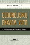 Livro - Coronelismo enxada e voto