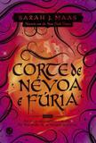 Livro - Corte de névoa e fúria (Vol. 2 Corte de espinhos e rosas)