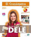 Livro - Cronometro, El - Examen A2/b1 Para Escolares + Cd - Edn - edinumen