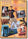 Livro - Cultura Inglesa - Teen Village 1 - Combined Edition - Meb - macmillan