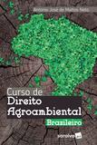 Livro - Curso de Direito Agroambiental brasileiro - 1ª edição de 2018