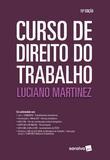 Livro - Curso de direito do trabalho - 10ª edição de 2019