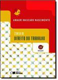 Livro - Curso De Direito Do Trabalho - 28ª Ed - Saj - saraiva juridica