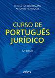 Livro - Curso De Português Jurídico
