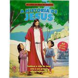 Livro da Bíblia em Adesivos (Os) - História de Jesus (A) - Editora cpad