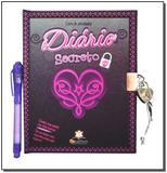 Livro de Atividades - Diario Secreto - Preto - Blu editora