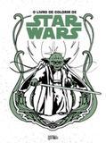 Livro de colorir de star wars - Universo dos livros