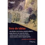 Livro de Idéias - Coleção e Sesc Sp - Companhia editora nacional