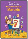 Livro de numeros do marcelo, o - Moderna - paradidatico