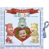 Livro de Recordações do Bebê: É um Menino - Blu Editora - Dwinguler