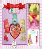 Livro De Recordacoes Do Bebe - Menina - Blu editora