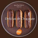Livro - Delícias de chocolate