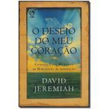 Livro - Desejo Do Meu Coracao, O - Cpad