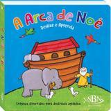 Livro - Deslize e aprenda: A arca de Noé