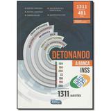 Livro - Detonando A Banca - Inss - 01Ed/15 - Alfacon