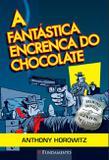 Livro - Diamond Brothers - A Fantástica Encrenca Do Chocolate