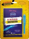 Livro - Diário Com Caneta Mágica Meninos