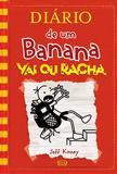 Livro - Diário de um banana 11: vai ou racha