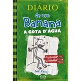 Livro - Diário de um banana 3: a gota d'água