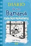 Livro - Diário de um banana 6: casa dos horrores