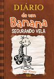 Livro - Diário de um banana 7: segurando vela