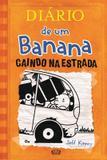Livro - Diário de um banana 9: caindo na estrada