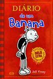 Livro - Diário de um banana – Edição comemorativa