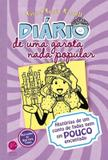 Livro - Diário de uma garota nada popular 8