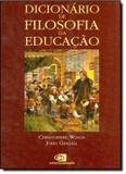 Livro - Dicionario De Filosofia Da Educacao - Eco - contexto