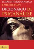 Livro - Dicionário de psicanálise