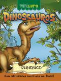 Livro - Dinossauros - Deinonico