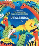 Livro - Dinossauros : Meus primeiros jogos e passatempos