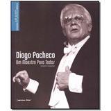 Livro - Diogo Pacheco - Col.Aplauso - Imprensa oficial