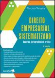 Livro - Direito empresarial sistematizado - 8ª edição de 2019