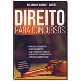 Livro - Direito Para Concursos - Universo dos livros