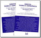 Livro - Direito: Teoria e experiência - 2 tomos - 1 ed./2013