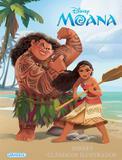 Livro - Disney clássicos ilustrados - Moana