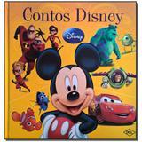 Livro - Disney - Contos Disney - Meninos - Dcl