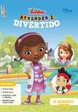 Livro - Disney Junior  - Aprender E Divertido - O Alfabeto - Coq - coquetel (ediouro)